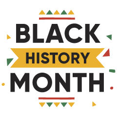 Black History Month email template builder