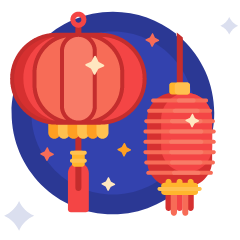 Chinese New Year email template builder